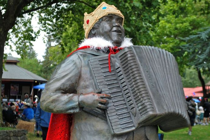 King of Accordion