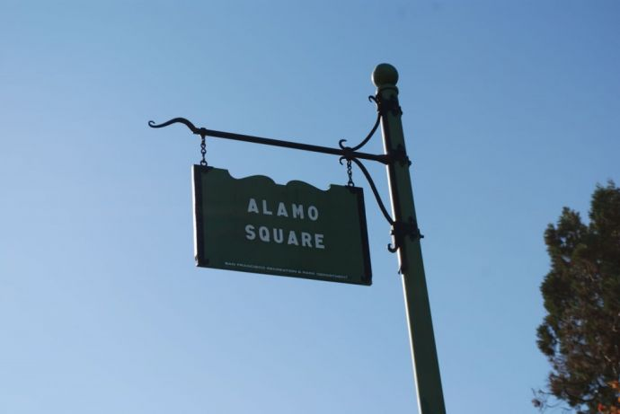 AlamoSquare Sign