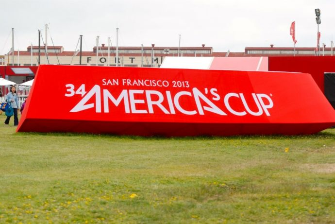 Americas Cup  1