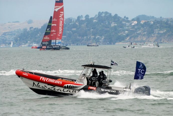 Americas Cup  12