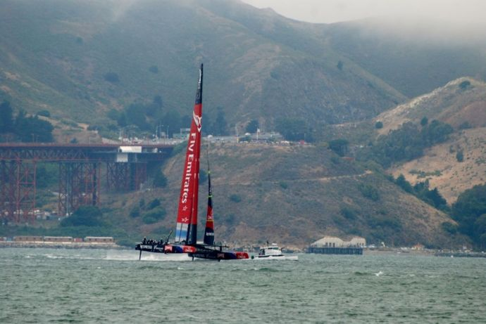 Americas Cup  15
