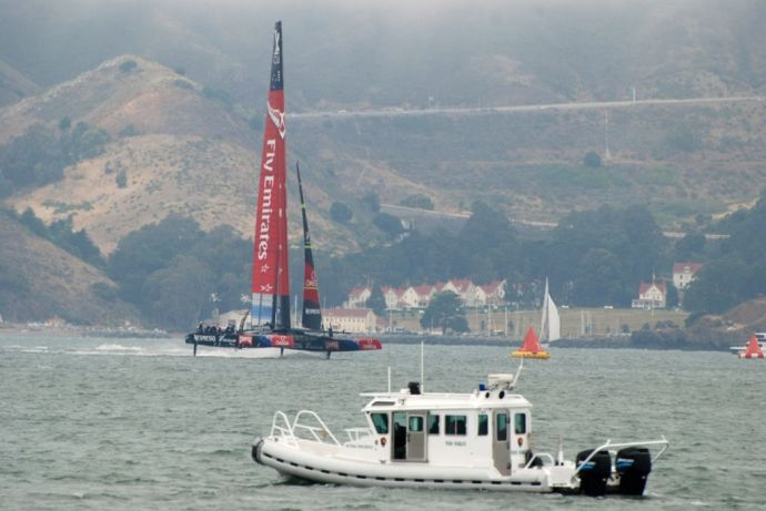 Americas Cup  16