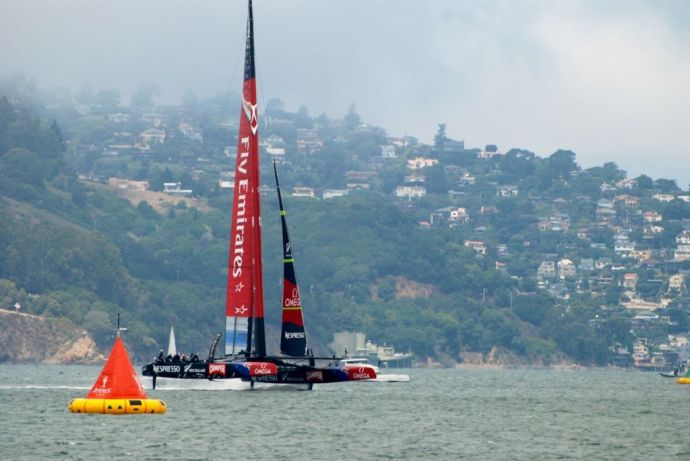 Americas Cup  18