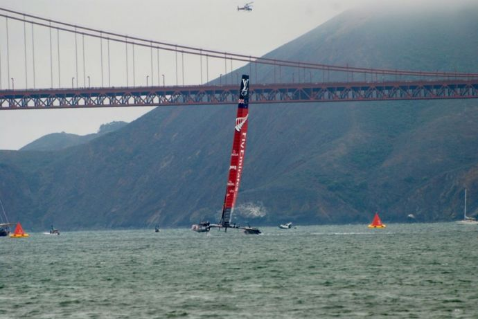 Americas Cup  22