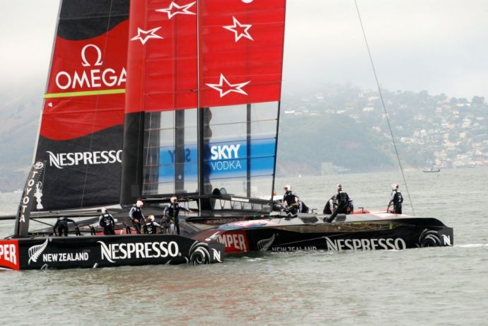 Americas Cup  6