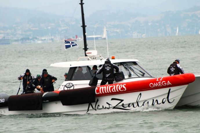 Americas Cup  7