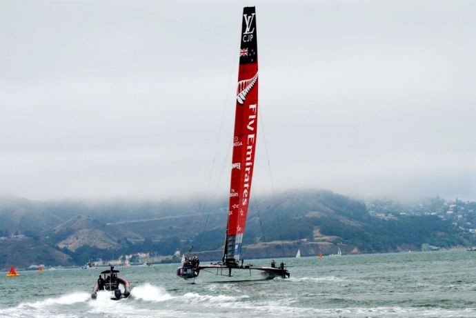 Americas Cup  8